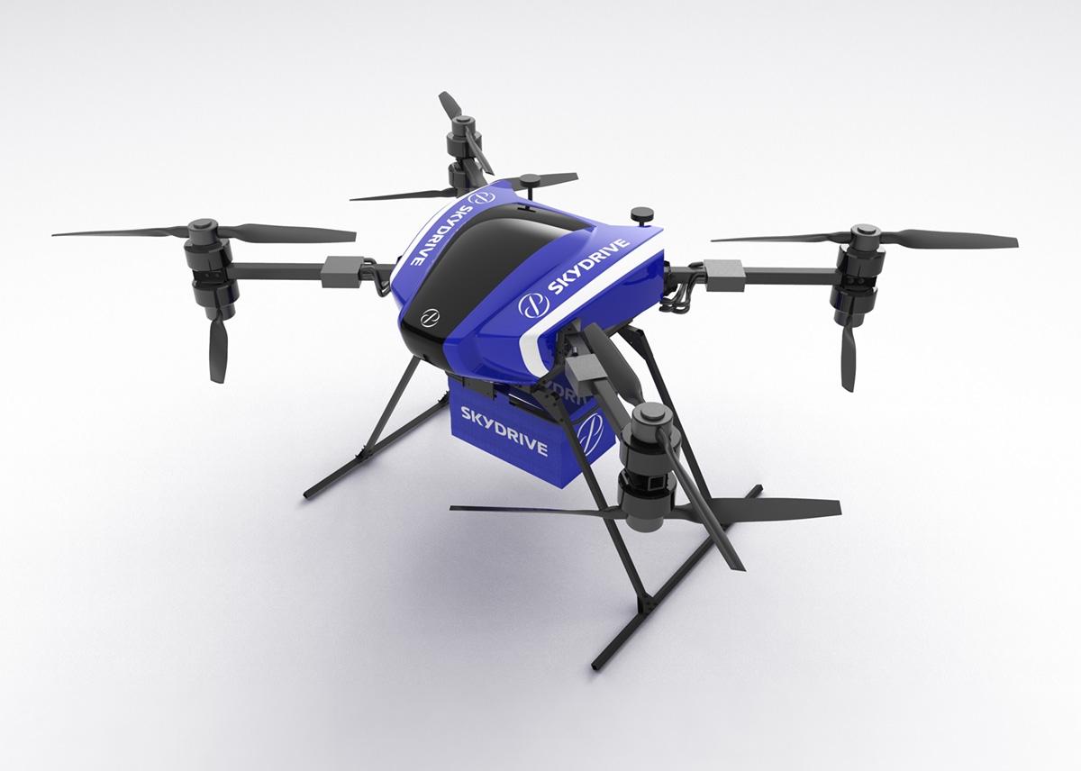 SkyDrive Inc. - Flying Car