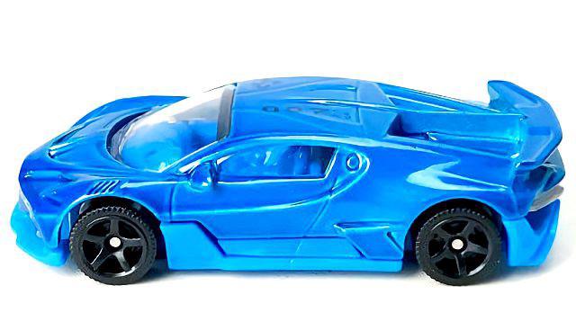 Matchbox 2020 Prototype Bugatti Divo Diecast Model Mini Car 2