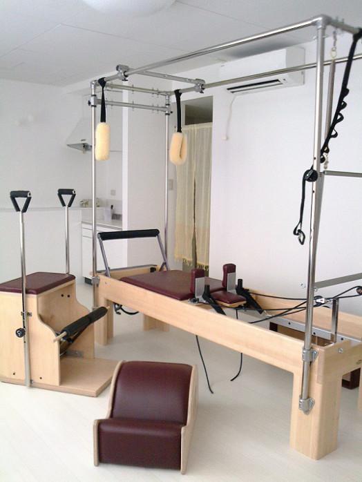 Pilates Studio 紬の画像