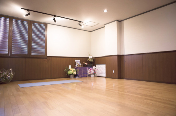 Ananda Yoga Studioの画像