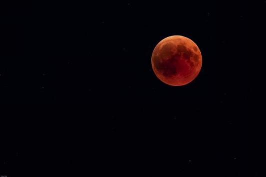 満月 半 影 月 食