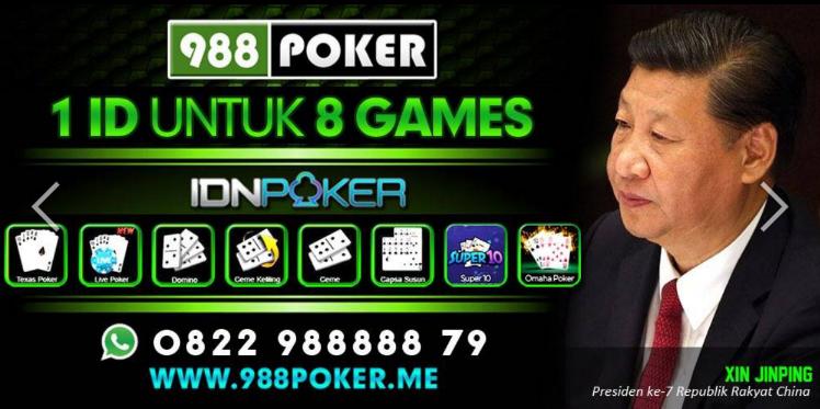 Pentingnya Menemukan Agen Poker Online Asli 988poker