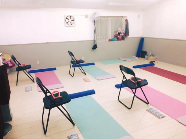 トレーニングカフェ MAHOROBAの画像
